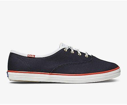 KEDS- WOMEN'S CHAMPION VARSITY SEASONAL SOLIDS