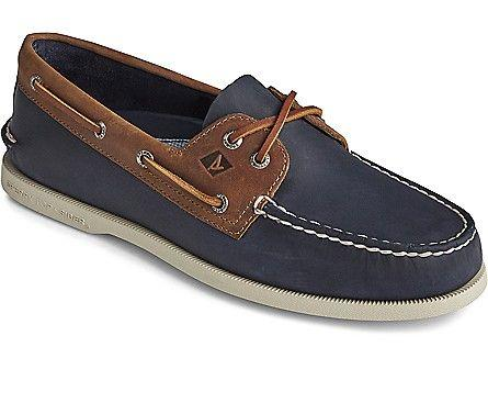SPERRY- MEN`S AUTHENTIC ORIGINAL BOAT SHOE