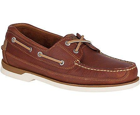 SPERRY- MEN`S MAKO 2-EYE BOAT SHOE