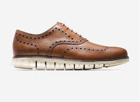 COLE HAAN ZERO GRAND WINGTIP OXFORD