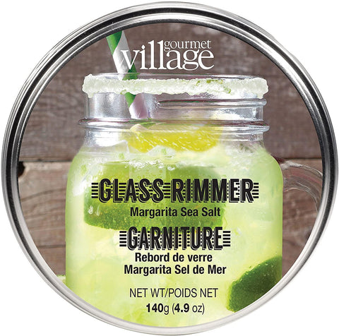 GOURMET DU VILLAGE - GLASS RIMMER MARGARITA SEA SALT WITH LIME