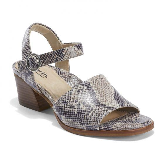 EARTH- MURANO HAZE SANDAL