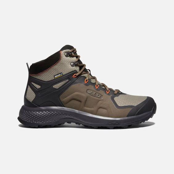 KEEN- MEN'S EXPLORE WATERPROOF BOOT
