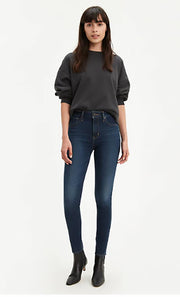 LEVIS 721 HIGH RISE SKINNY FRONT