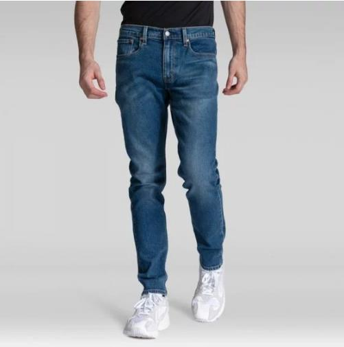 LEVIS 512 SLIM TAPER FIT JEANS FRONT