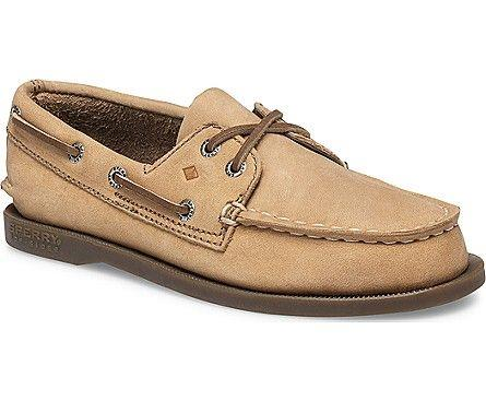 SPERRY- BIG KIDS' ORIGINAL AUTHENTIC BOAT SHOE