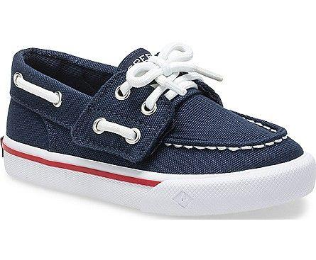 SPERRY- LITTLE KIDS' BAHAMA JUNIOR SNEAKER