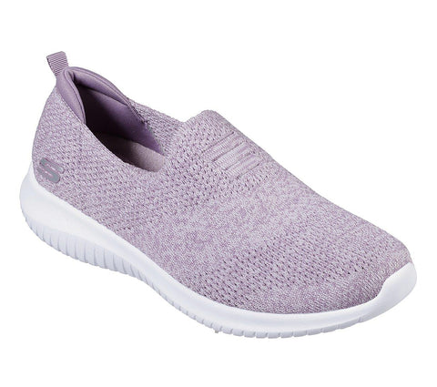 SKECHERS ULTRA FLEX HARMONIOUS LAVENDER SIDE