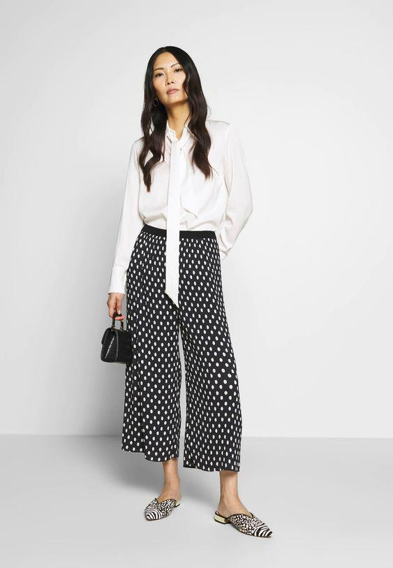 PART TWO - VALENE CROP PANT