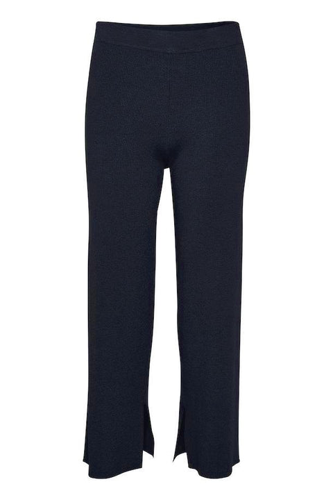 PART TWO VERDIPW TROUSERS NAVY FRONT