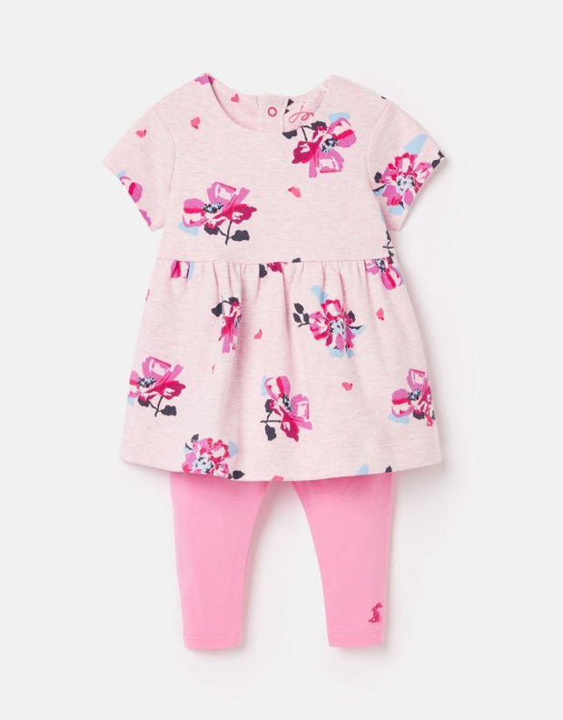 JOULES - CHRISTINA DRESS & LEGGINGS