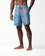TOMMY BAHAMA BAJA KING OF GINGHAM FRONT