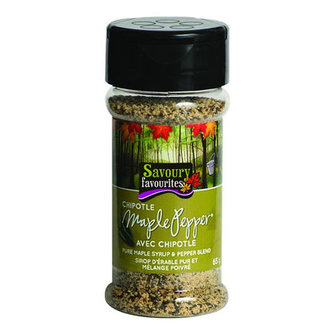 SAVOURY FAVOURITES - CHIPOTLE MAPLE PEPPER