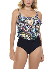 PENBROOKE - BLAZE TRIPLE TIER ONE PIECE