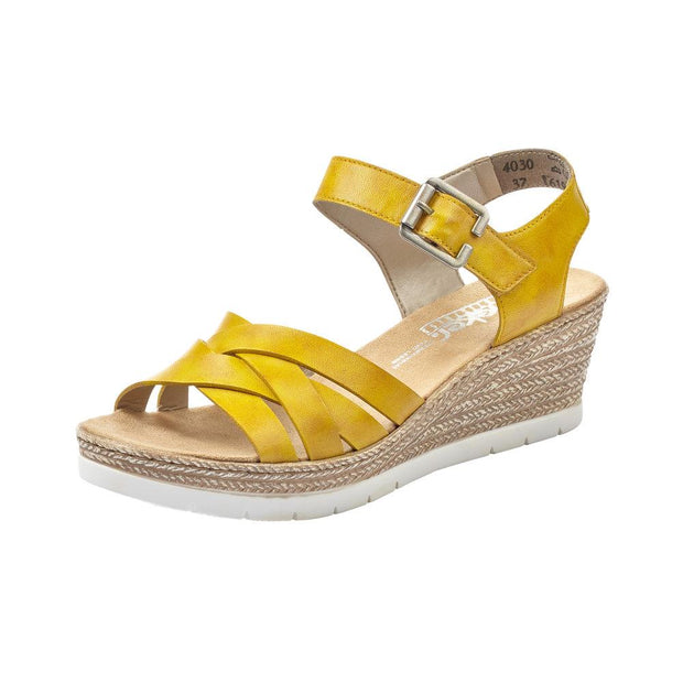 RIEKER - LADIES SANDAL 61963-68