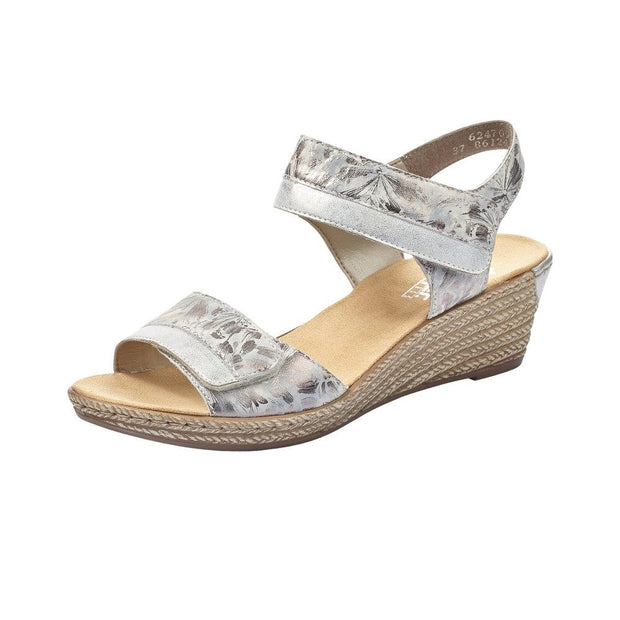 RIEKER - LADIES SANDAL 62470-91