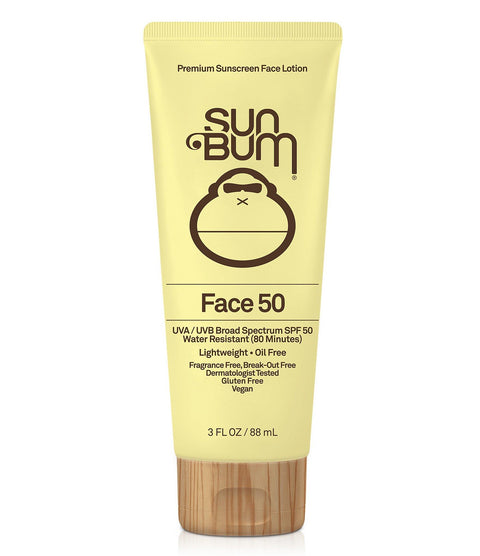 SUN BUM FACE CREAM SPF50