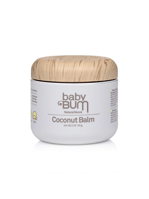 BABY BUM BODY LOTION COCONUT