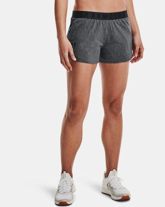 UNDER ARMOUR PLAY UP TWIST 3.0 SHORT FRONT