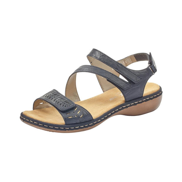 RIEKER - LADIES SANDAL 68518-14