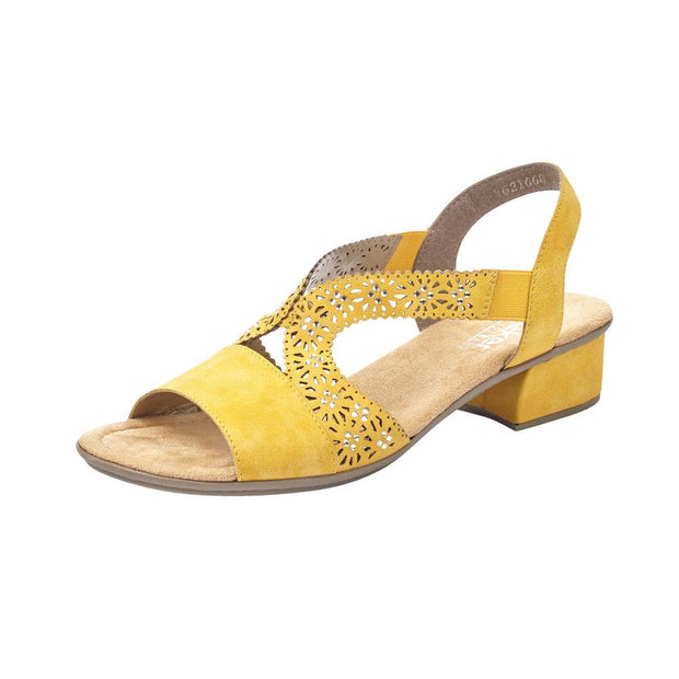 RIEKER - LADIES SANDAL V6216-68