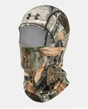 UNDER ARMOUR COLDGEAR INFRARED SCENT CONTROL BALACLAVA FRONT
