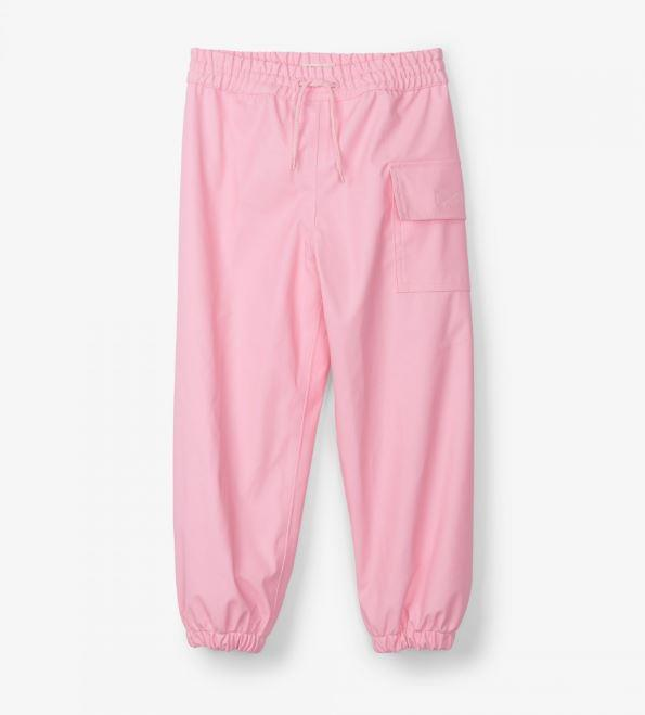 HATLEY - PINK SPLASH PANTS