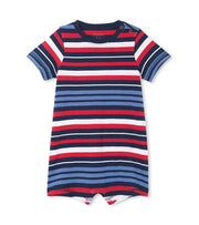 HATLEY - NAUTICAL STRIPE ROMPER