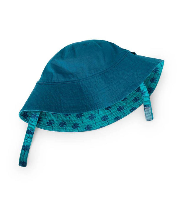 HATLEY - TROPICAL PALMS REVERSIBLE HAT