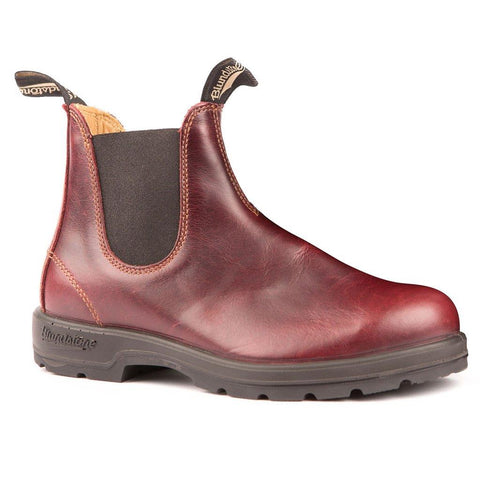 BLUNDSTONE- MEN'S 1440- LEATHER LINED CLASSIC REDWOOD