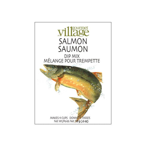GOURMET DU VILLAGE - SALMON DIP MIX