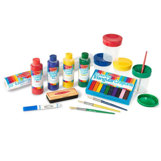MELISSA & DOUG - EASEL ACCESSORY KIT