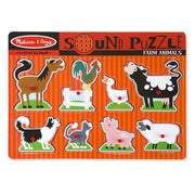 MELISSA & DOUG- SOUND-FARM ANIMALS