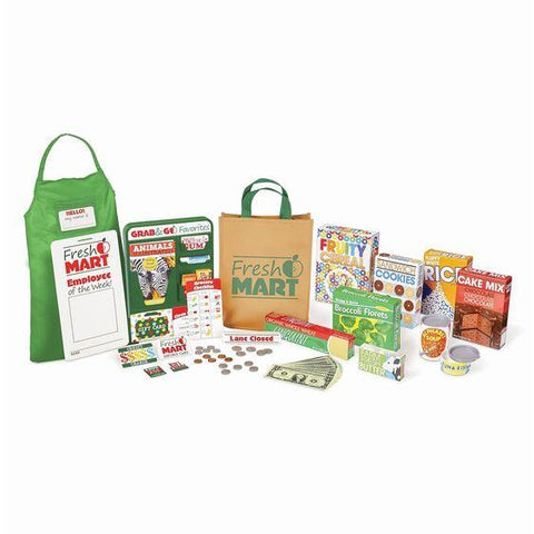 MELISSA & DOUG FRESH MART ACCESSORIES