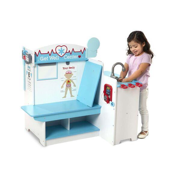 MELISSA AND DOUG GET WELL DOCTOR ACTIVITY CENTRE