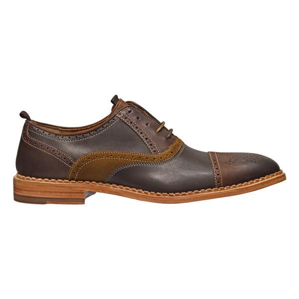 JOHNSTON & MURPHY - CHAMBLISS CAP TOE