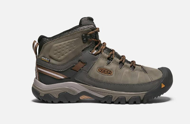 KEEN TARGHEE III WATERPROOF MID WIDE SIDE