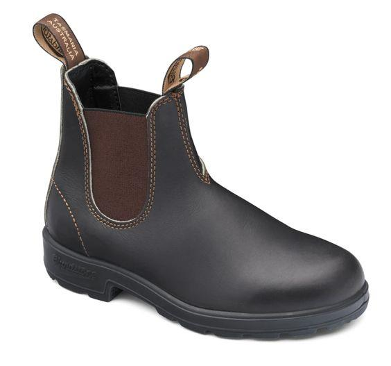 Blundstone- women 500 - Original Stout Brown
