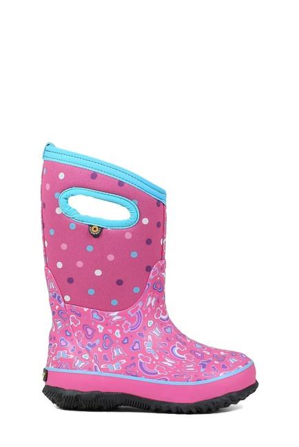 BOGS CLASSIC RAINBOW KIDS' WINTER BOOT