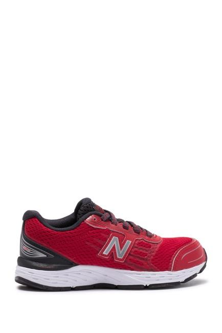 NEW BALANCE KR680BCY RED SIDE