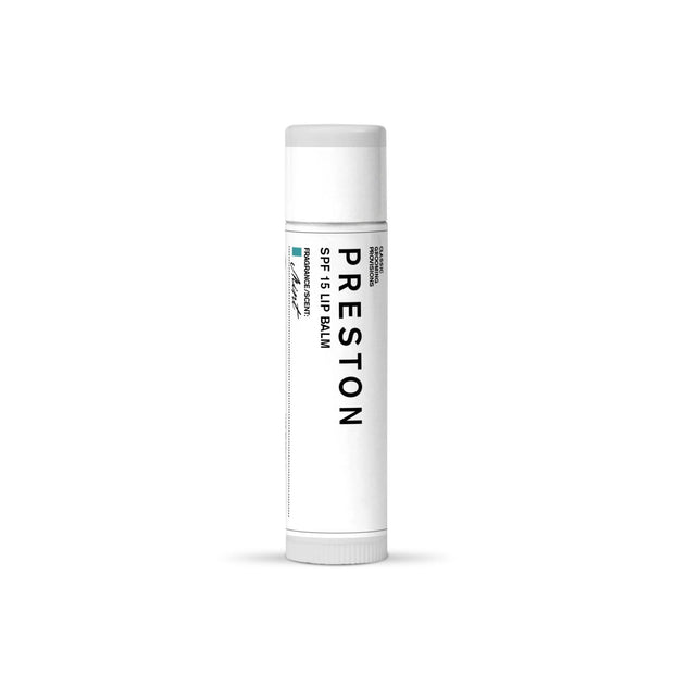 PRESTON LIP BALM MINT