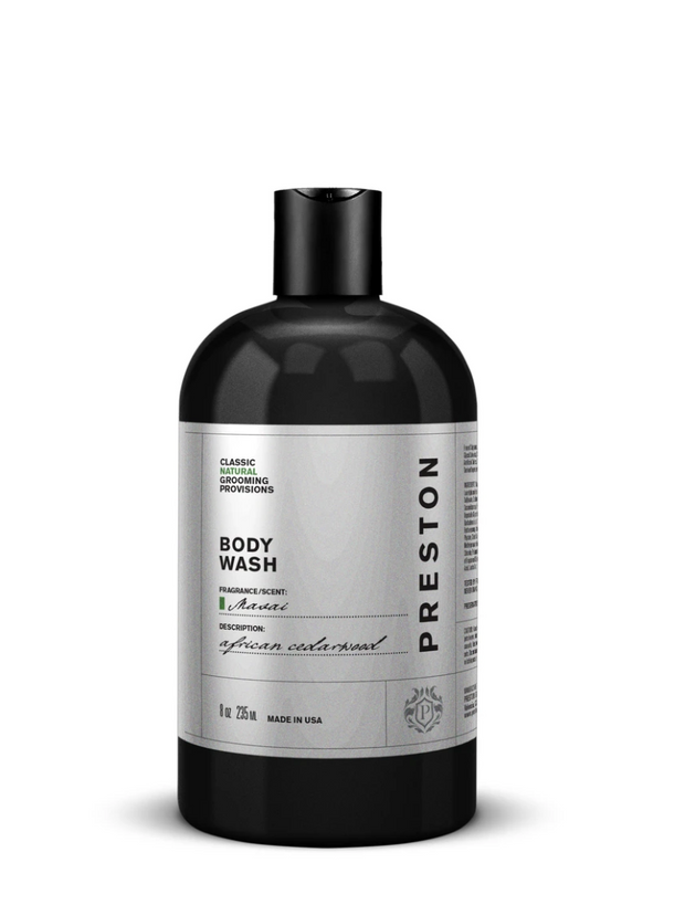 PRESTON BODY WASH NOMAD