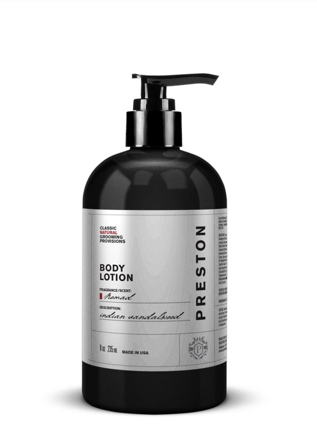 PRESTON BODY LOTION NOMAD