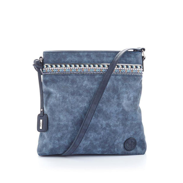 RIEKER H1029 PURSE BLUE