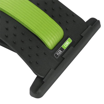FLEXCORE™ BACK STRETCHER AND MASSAGER
