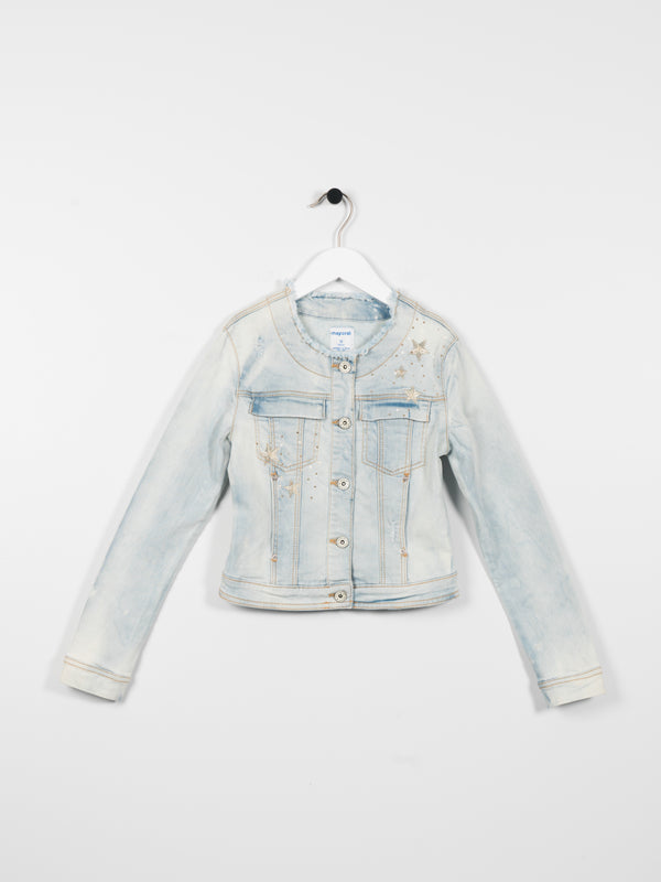 Veste en denim - 8-12 ans