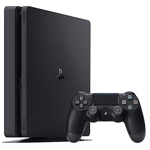 Console PlayStation 4 Slim - 500Go HDD - Noir