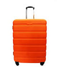 Valise - ABS Orange