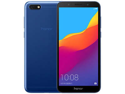 "Huawei Honor 7S - 5.45"" - 2/16GB - 13Mpx -"