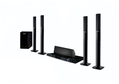 Home Cinema -MTK-SANYO BLUETOOTH/USB/CD/MEMO/LED/MIC/AV CABLE/RELOTE Référence: STH-288 Marque:  SMART TECHNOLOGY